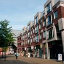 Mixed use project 't Eiland, Zwolle, Netherlands
